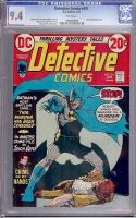 Detective Comics #431 CGC 9.4 w