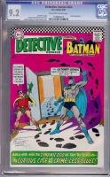 Detective Comics #364 CGC 9.2 ow/w