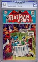 Detective Comics #383 CGC 9.4 w