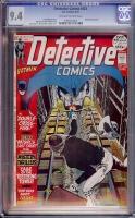 Detective Comics #424 CGC 9.4 ow/w