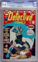 Detective Comics #431 CGC 9.6 ow/w