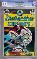 Detective Comics #437 CGC 9.4 ow/w