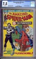 Amazing Spider-Man #129 CGC 7.5 ow