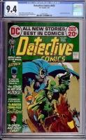 Detective Comics #425 CGC 9.4 ow/w