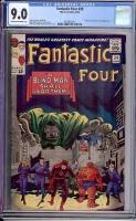 Fantastic Four #39 CGC 9.0 cr/ow
