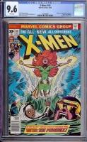 X-Men #101 CGC 9.6 w