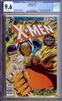 X-Men #117 CGC 9.6 w