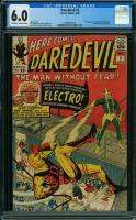 Daredevil #2 CGC 6.0 ow/w