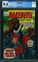Daredevil #66 CGC 9.4 n/a