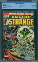 Doctor Strange #6 CBCS 9.8 ow/w