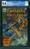 Fantastic Four #103 CGC 9.4 ow/w