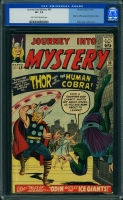 Journey Into Mystery #98 CGC 7.5 lt/ow
