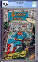 Action Comics #364 CGC 9.6 ow/w