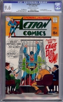 Action Comics #377 CGC 9.6 ow/w