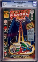 Justice League of America #96 CGC 9.4 ow/w