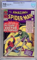 Amazing Spider-Man #11 CBCS 7.0 ow/w