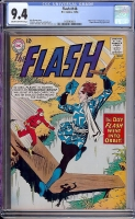Flash #148 CGC 9.4 cr/ow