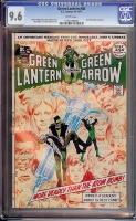 Green Lantern #86 CGC 9.6 w