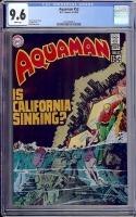 Aquaman #53 CGC 9.6 w
