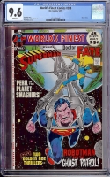World's Finest Comics #208 CGC 9.6 w