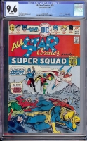 All-Star Comics #58 CGC 9.6 w