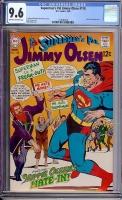 Superman's Pal Jimmy Olsen #118 CGC 9.6 ow/w