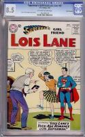 Superman's Girlfriend Lois Lane #42 CGC 8.5 ow/w White Mountain