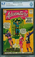 Adventure Comics #267 CBCS 6.5 ow/w