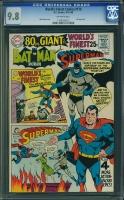 World's Finest Comics #179 CGC 9.8 ow