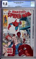 Amazing Spider-Man #99 CGC 9.8 w