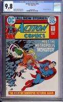 Action Comics #415 CGC 9.8 w