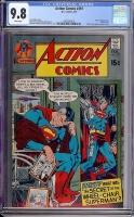 Action Comics #397 CGC 9.8 w