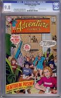 Adventure Comics #394 CGC 9.8 w
