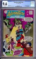 Adventure Comics #370 CGC 9.6 w