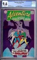 Adventure Comics #361 CGC 9.6 w