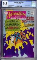 Adventure Comics #367 CGC 9.8 ow/w