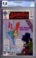 Adventure Comics #391 CGC 9.8 w