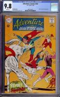 Adventure Comics #364 CGC 9.8 w
