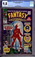 Fantasy Masterpieces #9 CGC 9.8 w