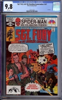 Sgt. Fury and His Howling Commandos #167 CGC 9.8 w
