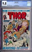 Thor #196 CGC 9.8 ow/w