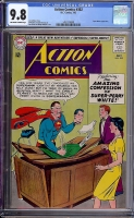Action Comics #302 CGC 9.8 ow/w