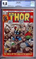 Thor #195 CGC 9.8 w