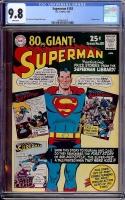 Superman #183 CGC 9.8 w