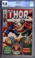 Thor #172 CGC 9.8 ow/w
