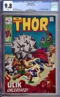 Thor #173 CGC 9.8 w