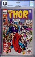 Thor #179 CGC 9.8 w