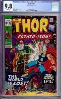 Thor #187 CGC 9.8 w