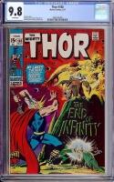 Thor #188 CGC 9.8 w
