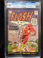 Flash #111 CGC 7.0 ow/w